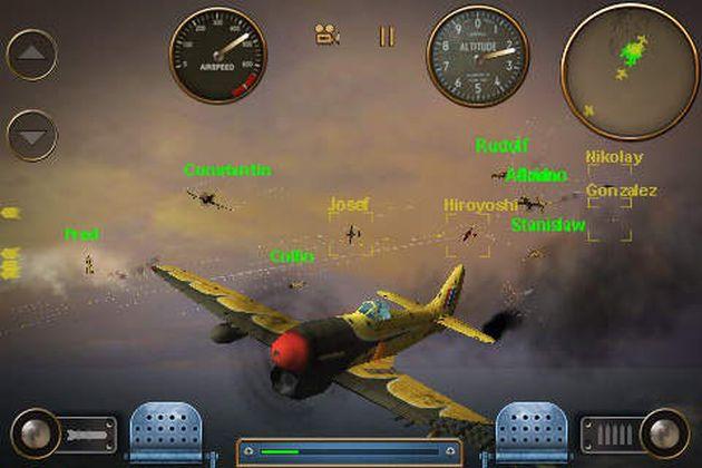 giochi aerei da guerra