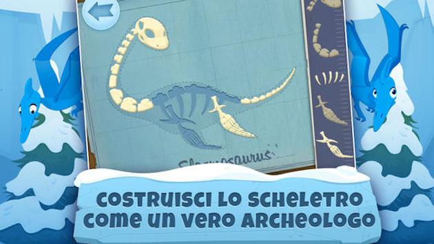 gioco archeologo ice age