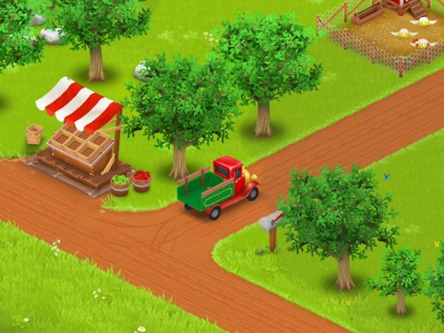gioco hay day