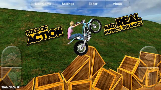 gioco motorbike lite