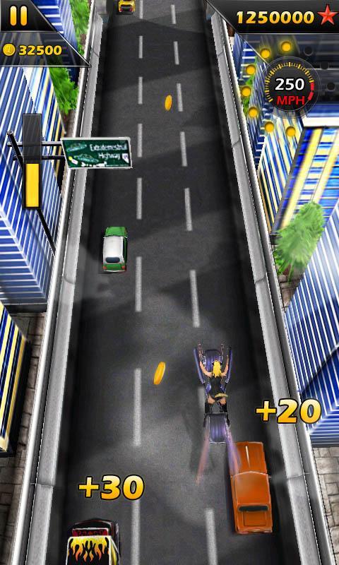 gioco reckless moto