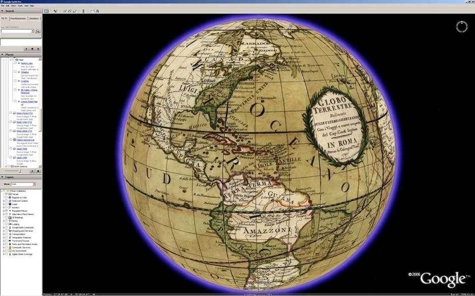 Google Maps: foto storiche, suggestivi prima&dopo [FOTO]
