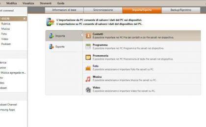 Kies Samsung per Mac: come effettuare il download e come usarlo [FOTO]