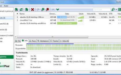 uTorrent gratis da scaricare per Mac e per Android [FOTO]