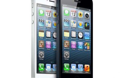 iPhone 5: sostituzione tasto standby anche in Italia