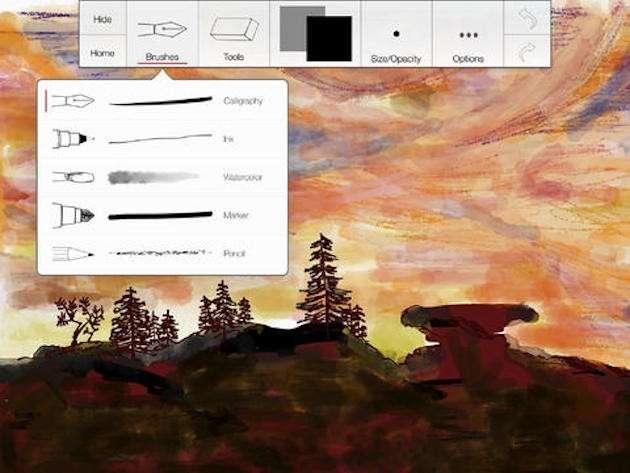 Top 4 app per disegnare su Android e su iPad [FOTO]