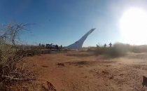 GoPro vola sullaereo di carta più grande del mondo [VIDEO]