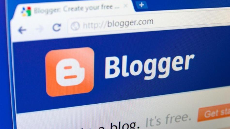 Blogger il portale di Google per la creazione di blog