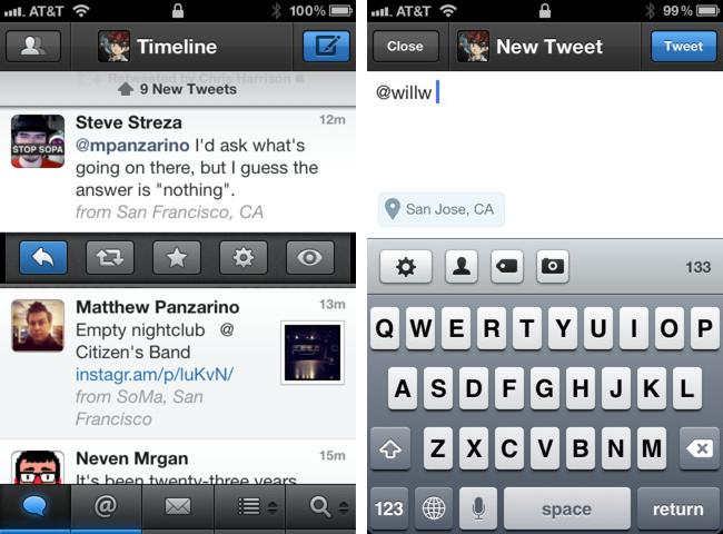 Come scaricare ed installare Twitter per iPhone