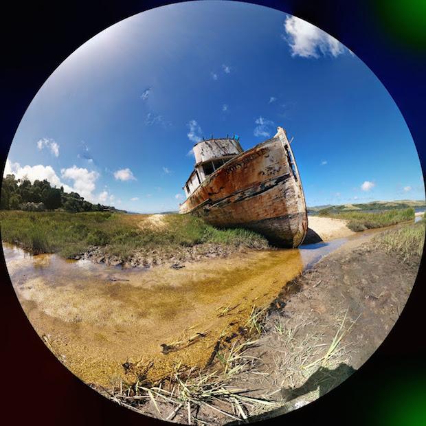 Fotocamera Googel Fisheye