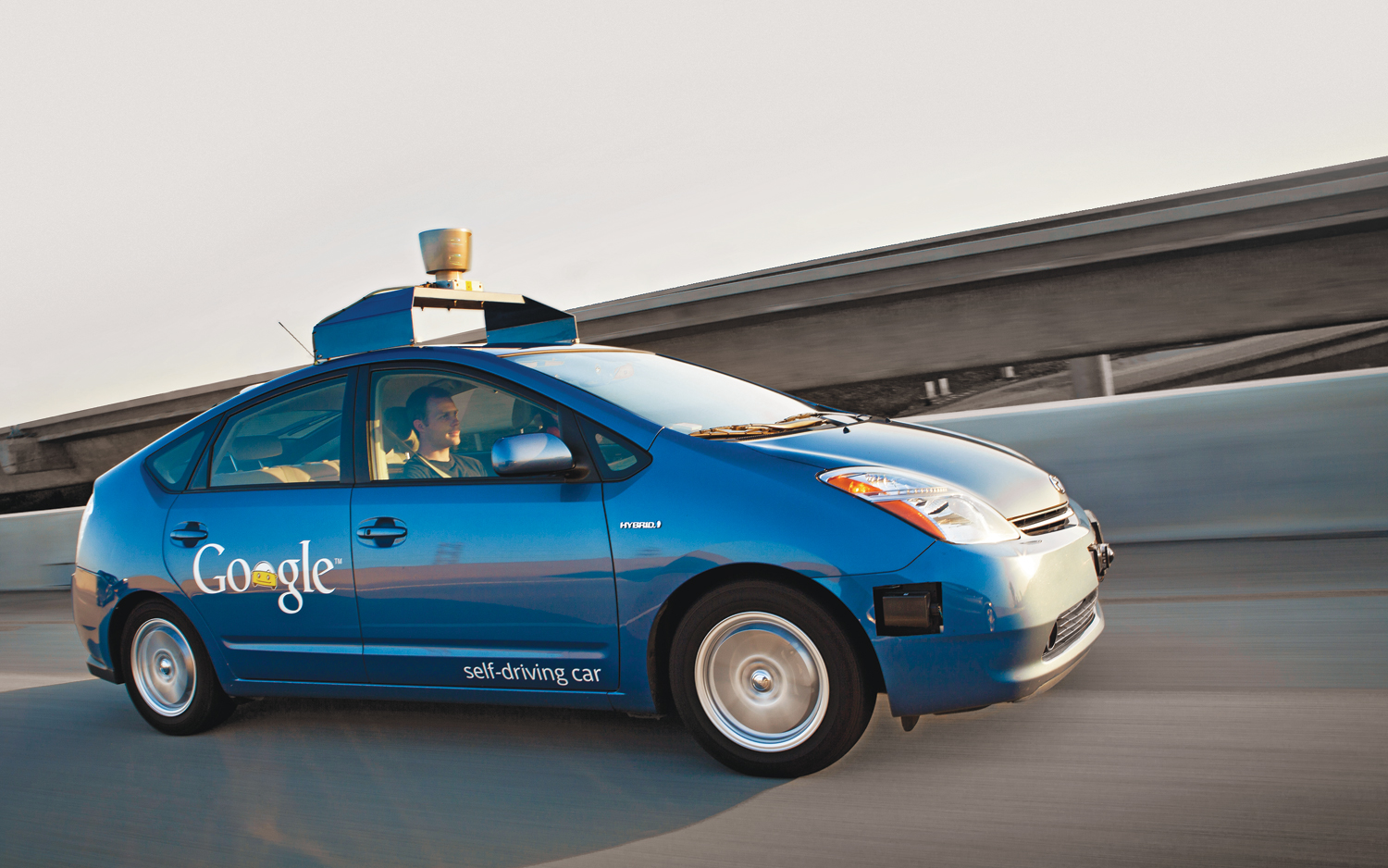 Google Car self driving