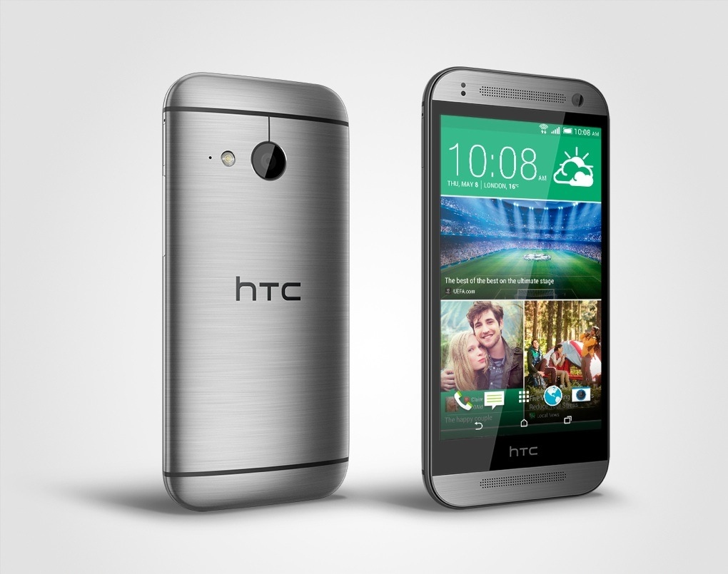 HTC one Mini 2 design