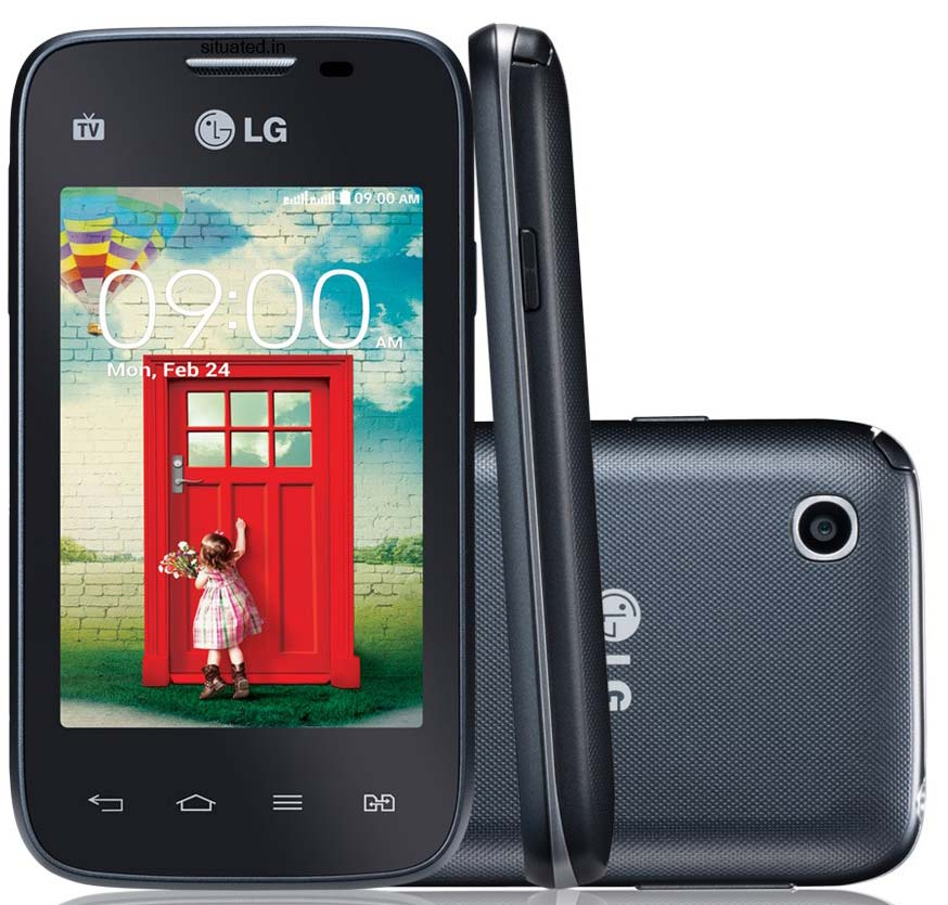 LG L35 nero