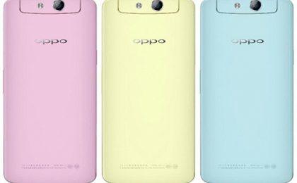 Oppo N1 Mini: scheda tecnica e caratteristiche
