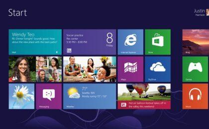 App Windows 8 in sospeso: come fare se non funzionano?