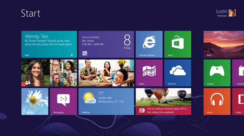 app windows 8 in sospeso come fare