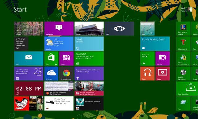 app windows 8 in sospeso