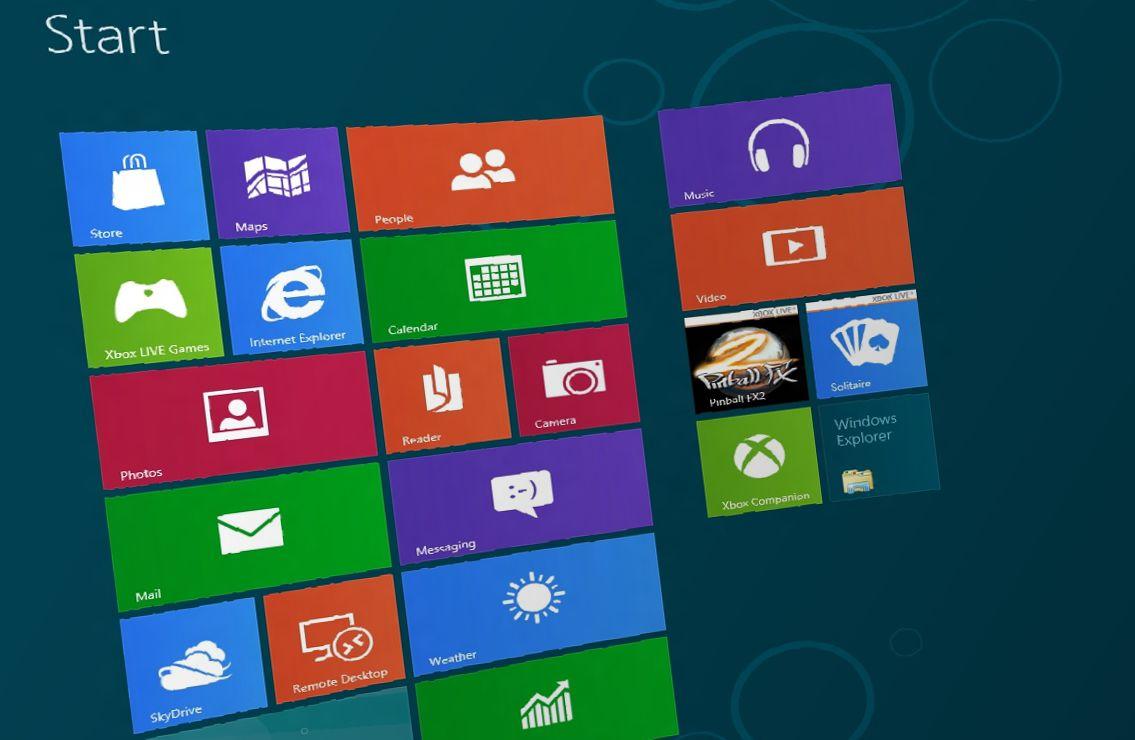 app windows 8 non funzionano