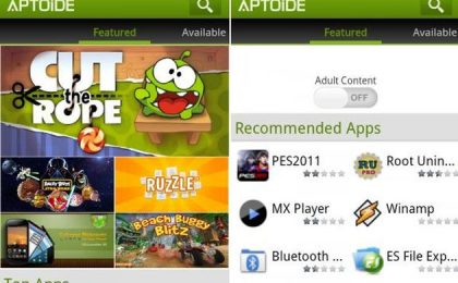 Aptoide: download gratis per Android