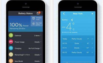 Le migliori App Batteria per iPhone, iPad, Windows Phone e Mac [FOTO]