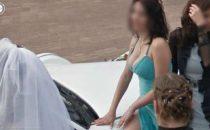 Google Maps foto hot: le ragazze più belle su Street View [FOTO]