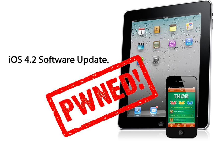 iOS 4.2 aggiornamento