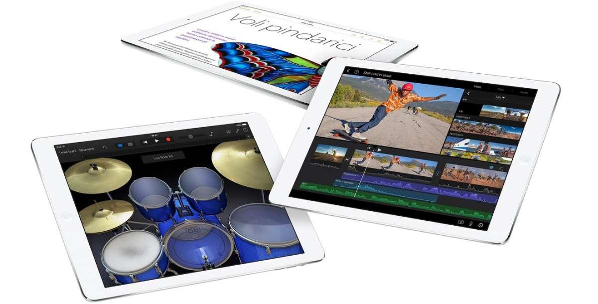 Le 10 migliori App per iPad Air [FOTO]