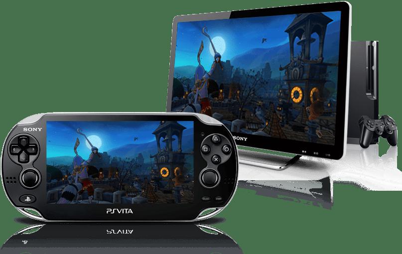 Remote Play tra PlayStation Vita e PlayStatio 4