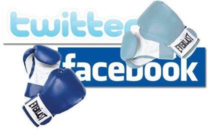 Facebook vs Twitter: le 5 grandi differenze [FOTO]