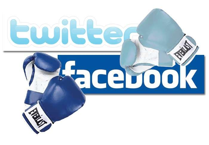 Facebook vs Twitter: le 5 grandi differenze [FOTO]