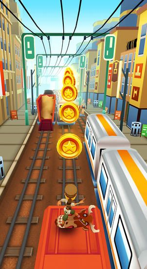 subway surfers gameplay