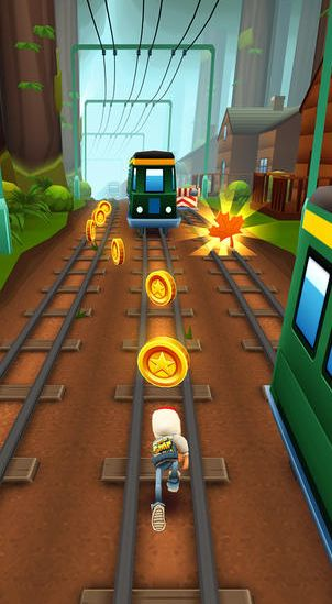subway surfers gioco