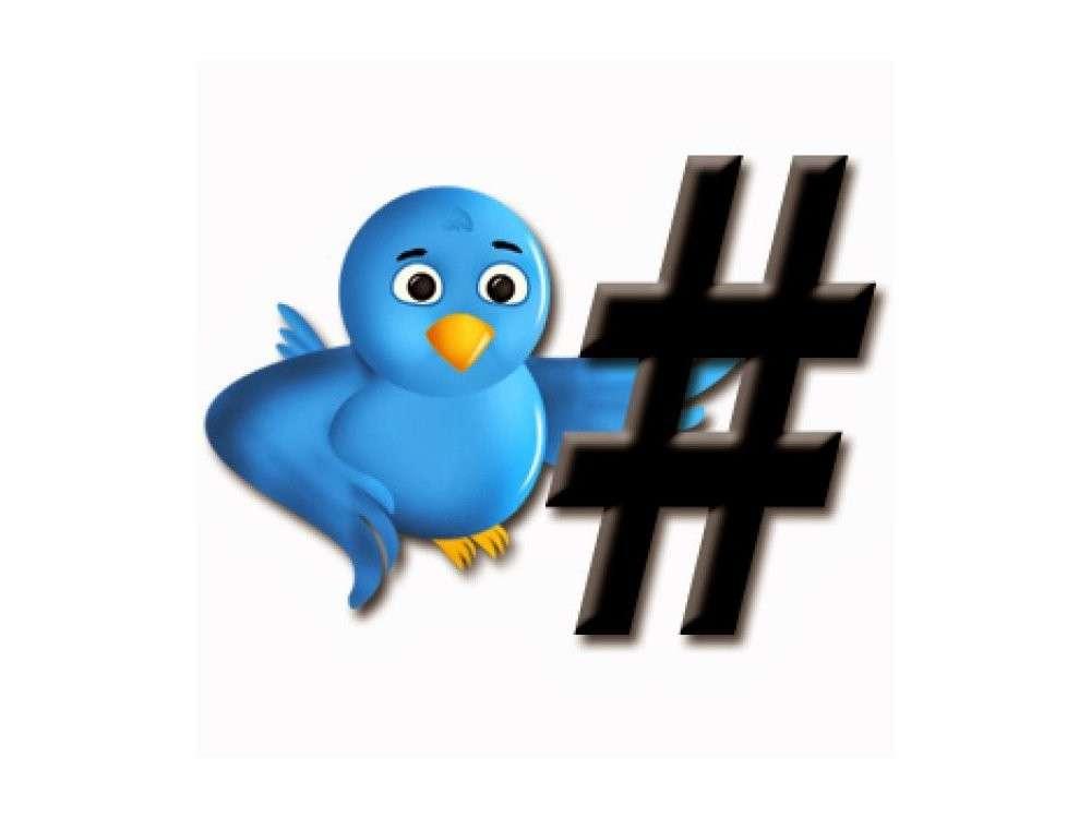 Cos'è un hashtag su Twitter e quali sono i più popolari [FOTO]
