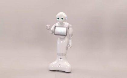 Il robot che comprende le emozioni umane [VIDEO]