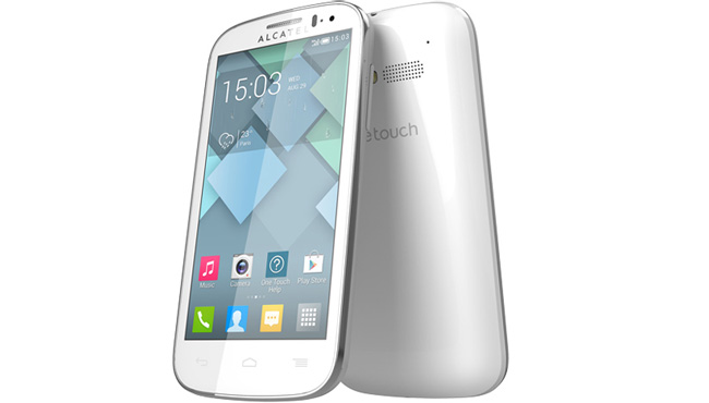 Alcatel Pop C5 bianco