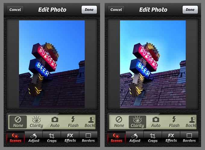 Camera+ per iPhone