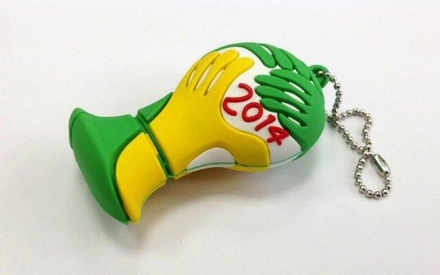 Chiavetta USB Brasile