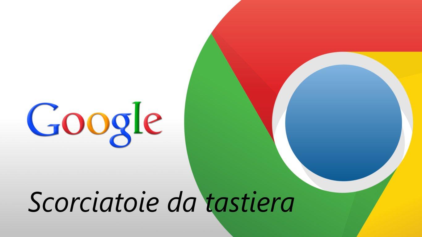 Chrome, logo con scritta