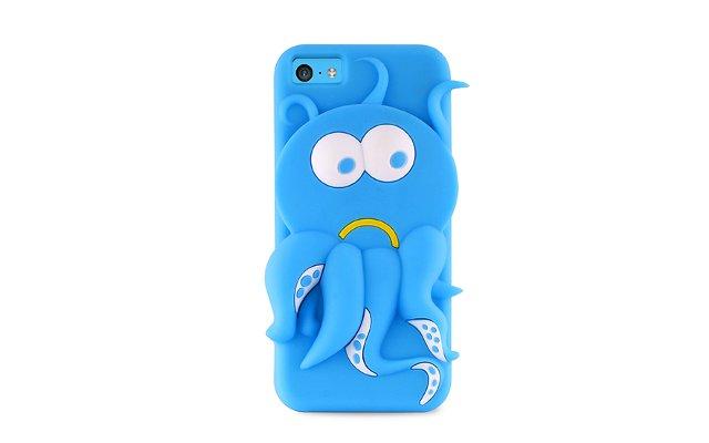 Cover Happy Cartoon Octpopus