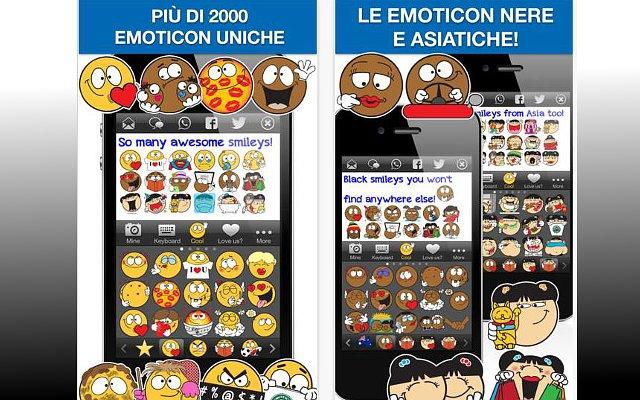 Emojidom anteprima app