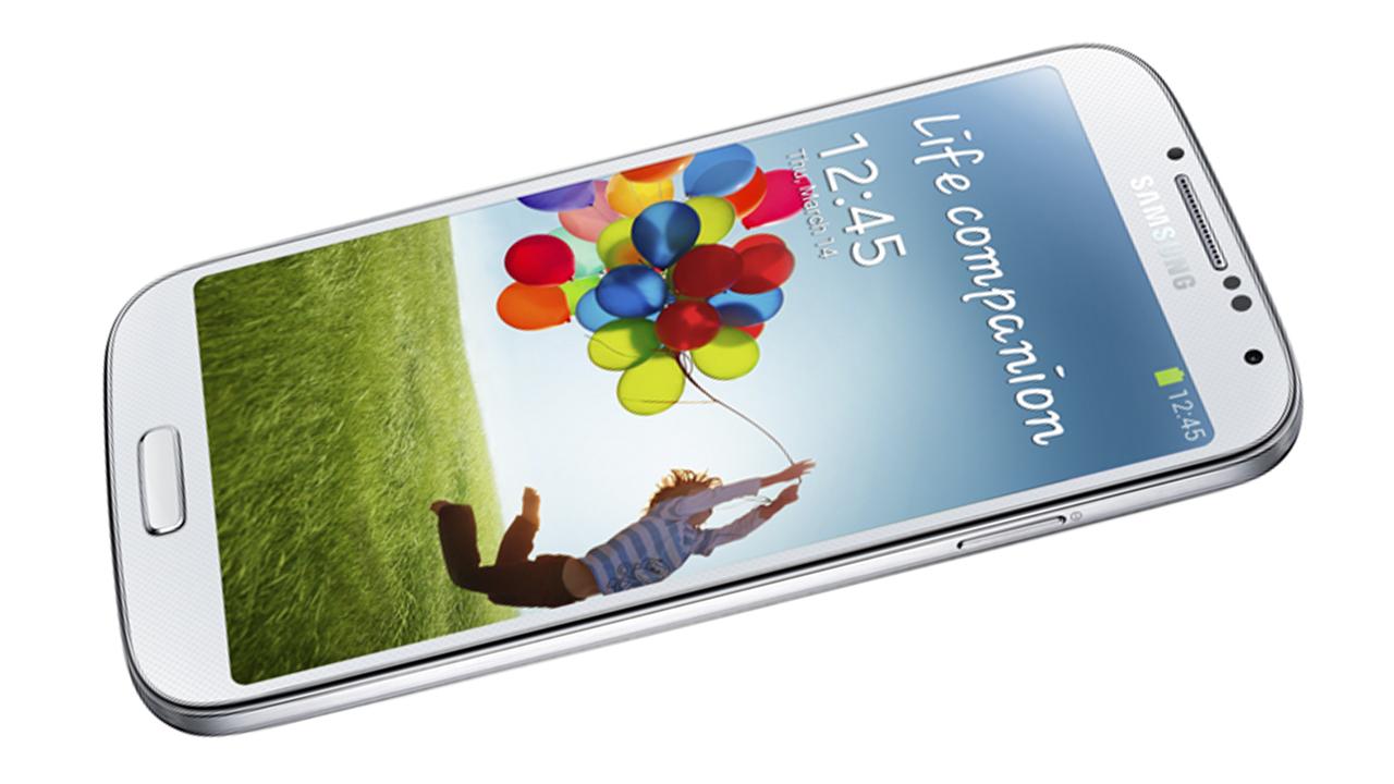 Galaxy S4 bianco