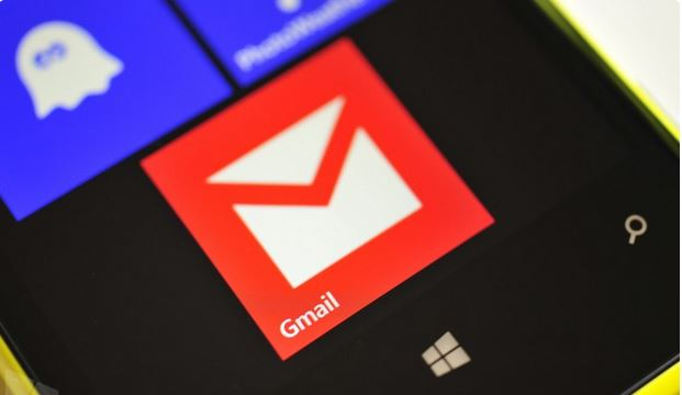 Gmail su Windows Phone
