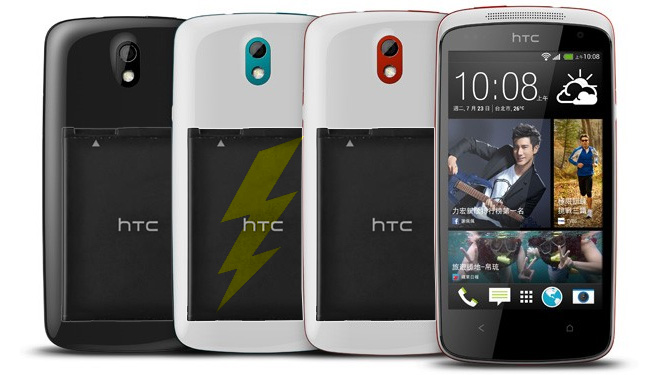 HTC Desire 500 vari colori