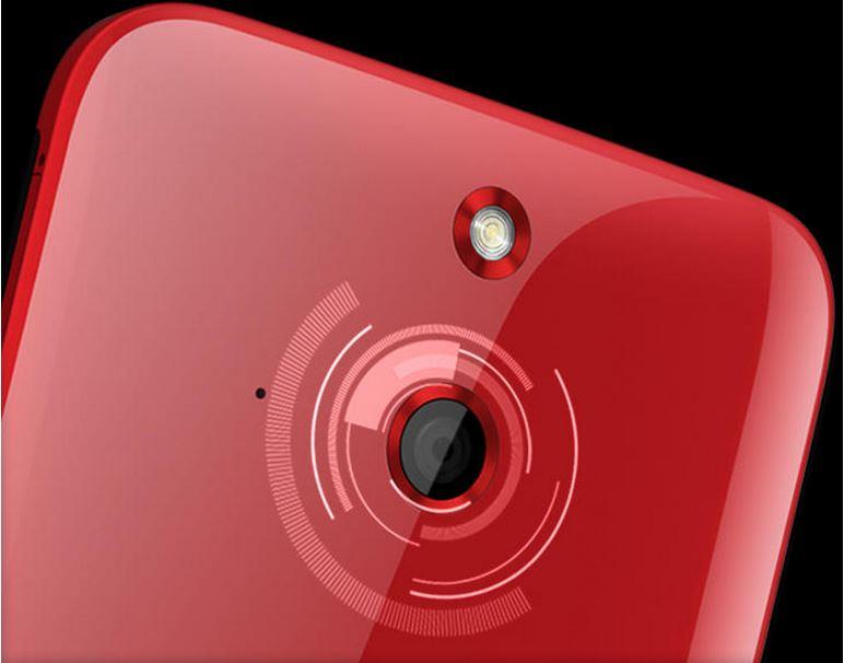 HTC One E8 fotocamera