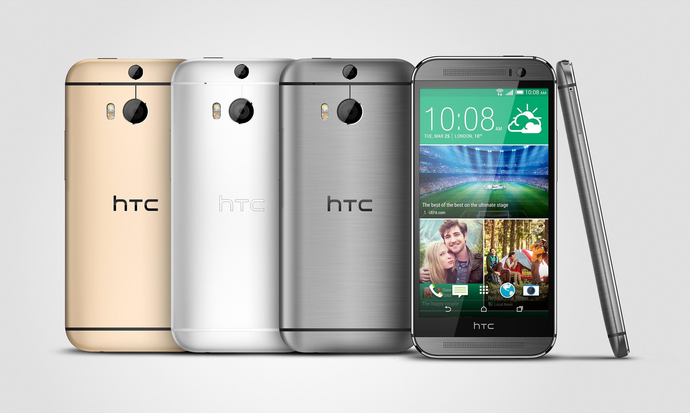 HTC One M8 vari colori