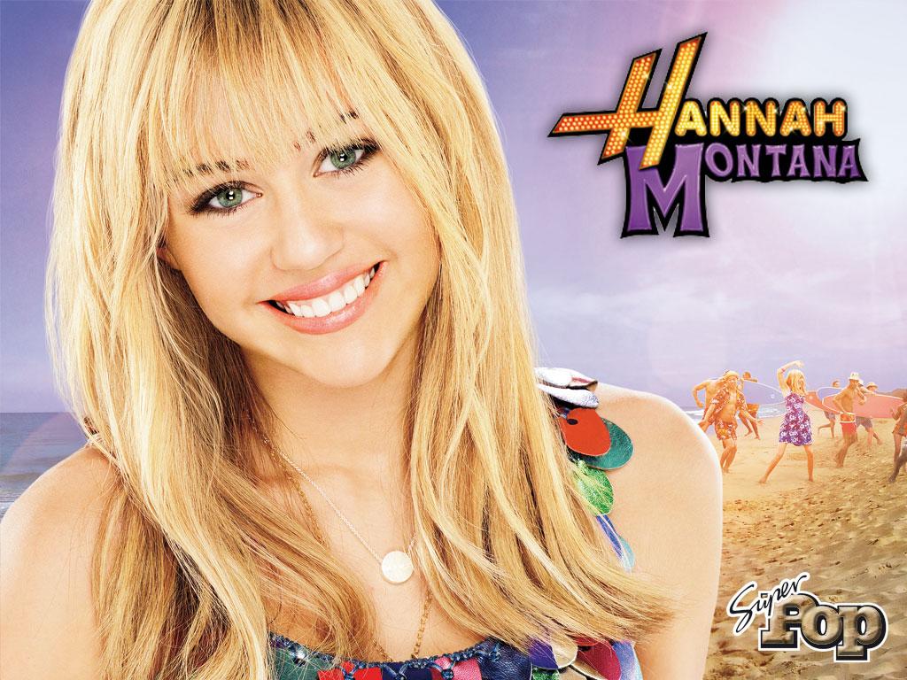 Hannah Montana con spiaggia