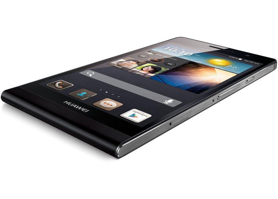 Huawei Ascend P6 nero