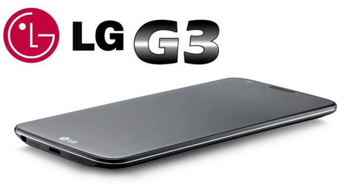 LG G3 profilo