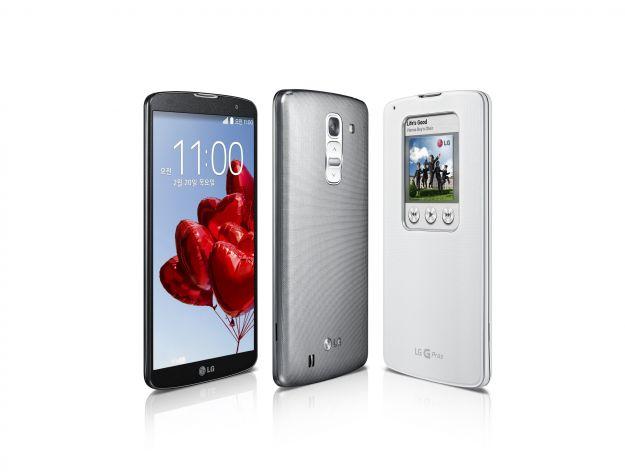 LG G3, vari profili