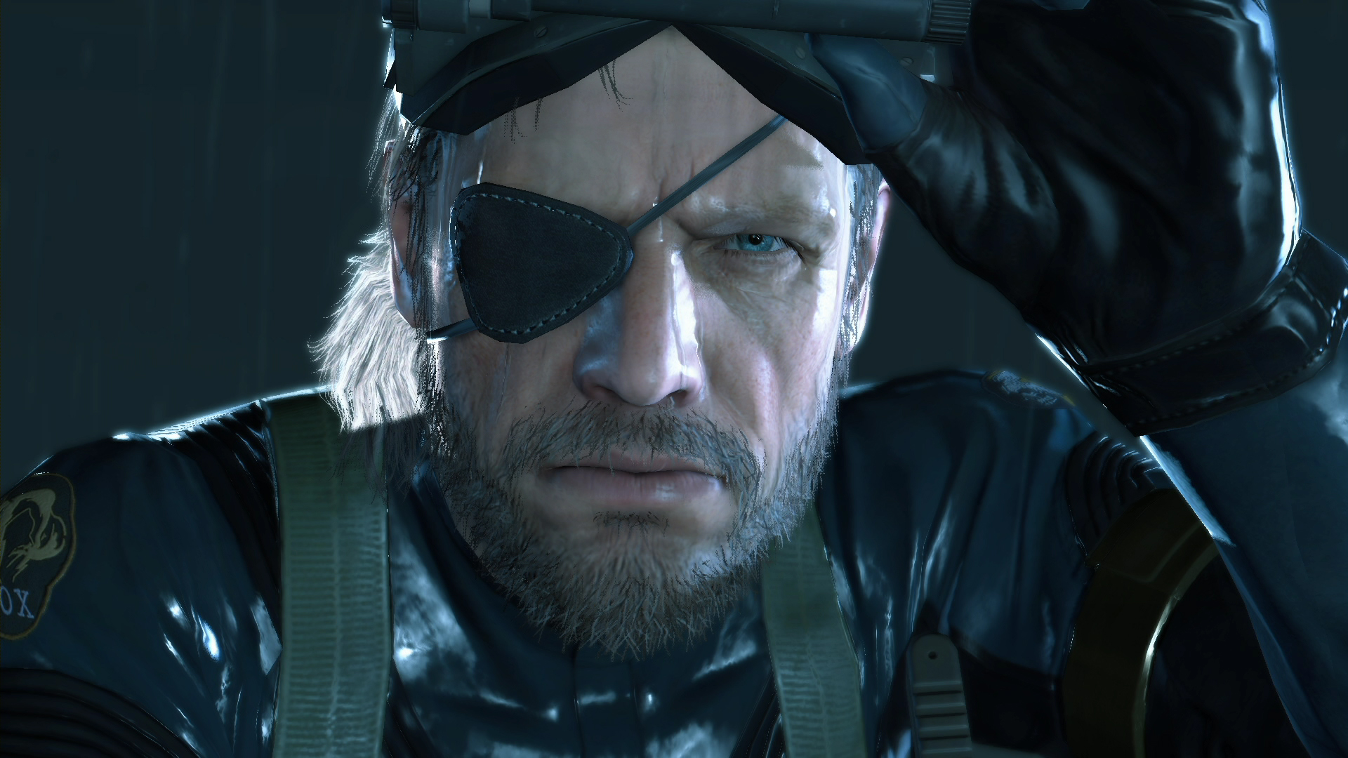 MGS V Groud Zeroes